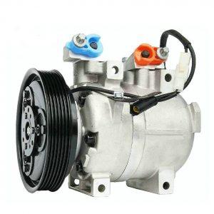 Automotive Air Conditioning Compressor For BMW 525i 530i E60