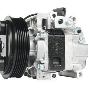 Mazda 6 AC Compressor 6PK 129mm GJ6A61K00B