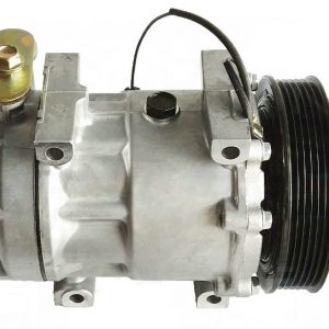 7H13 24V Air Conditioning Compressor For Mitsubishi Truck