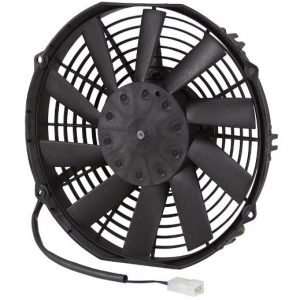 "8"" Diameter 12 Volt DC GC Puller Fan"