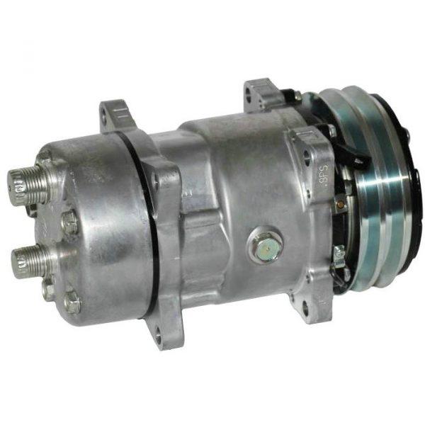 COMPRESSORE UNIVERSALE AC per Sanden 508 SD508 SD5H14 6630